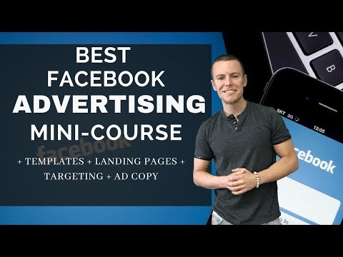 🔥 Facebook Ads 2018 - Full Strategy, Targeting, Landing Page, Templates (Copy & Paste)