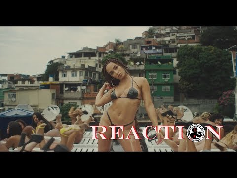 Anitta Mc Zaac Maejor ft  Tropkillaz & DJ Yuri Martins - Vai Malandra: REACTION