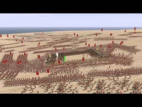 1.000-spartans-vs-10.000-best-roman-units-(urban-cohort)---rome:-total-war