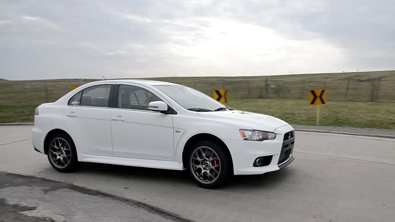 2015 mitsubishi lancer evolution mr - wr tv sights & sounds - youtube