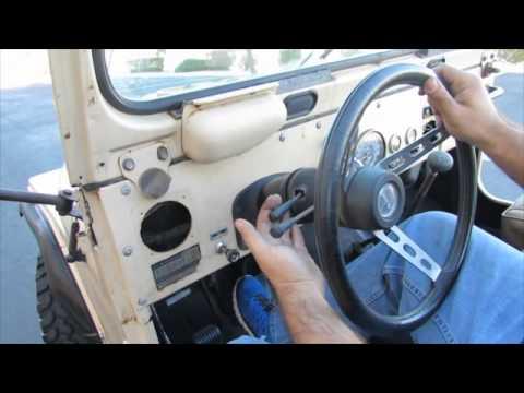 1979 JEEP CJ7 304 V8 ALL ORIGINAL AT NO RESERVE