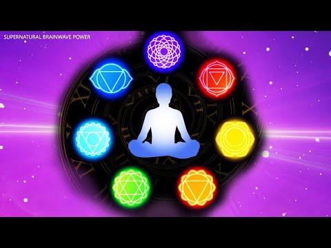 7 Chakra Healing Meditation Music ! Positive Aura Cleanse, Miracle Awakening Music, Awaken Kundalini from YouTube · Duration:  11 hours 55 minutes