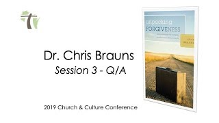 Unpacking Forgiveness   Session 3 Q:A