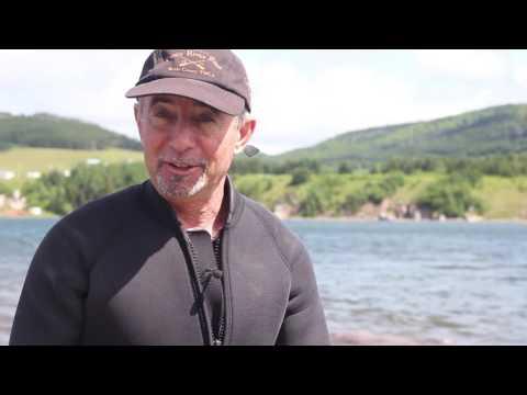 Sam's Point Oyster Company - Mabou, Nova Scotia