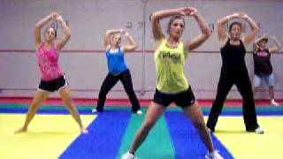 Zumba with Amber (Hotel Room by Pitbull)
