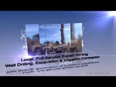 Drilling Contractor in Deschutes County OR | Aiken Well Drilling
