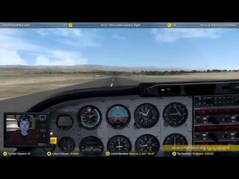 ✈ S1.E7: First cross-country flight | A2A | PilotEdge