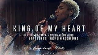 King of My Heart (feat Demetria Stallings) :: Burning Ones :: Raw Encounter