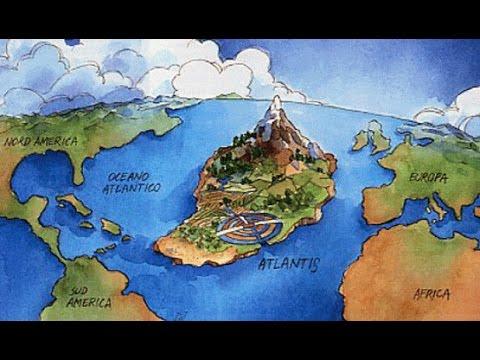 Carolyn Hamlett and Daniel Duval - Atlantis Underwater Cities and the Antediluvian World IV of IV