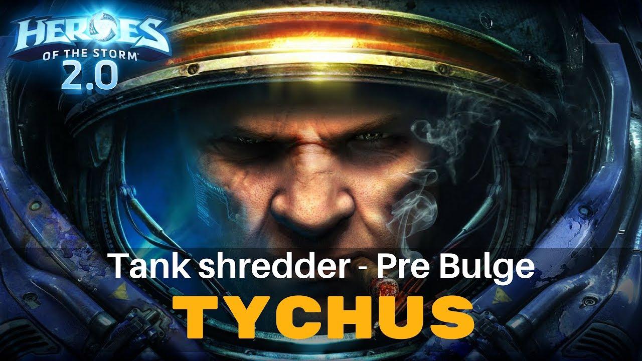Hots Tychus Build