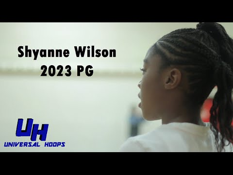 Shyanne Day'Wilson - Best 5th Grade Girl in the Country? - Official Mixtape!