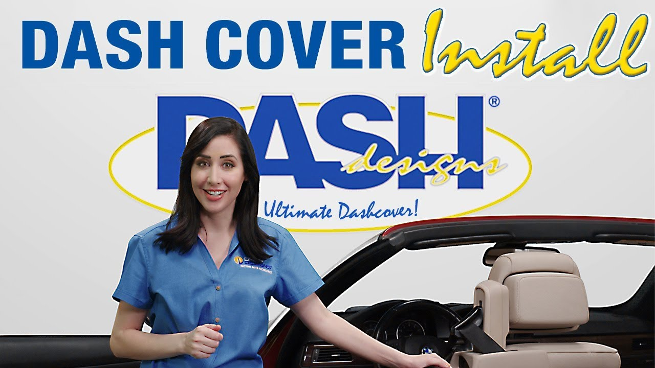 Custom Dash Covers