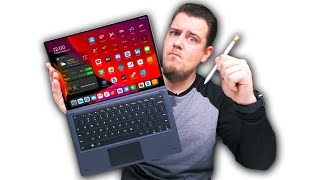 Распаковка Трансформера 3 в 1. Графический планшет, Ноутбук и Планшет! Chuwi Ubook Pro 8100Y