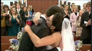 A Noiva entrou na igreja cantando - Cantora LILIAN - Olha Roberto Carlos - Ainda bem Vanessa da Mata