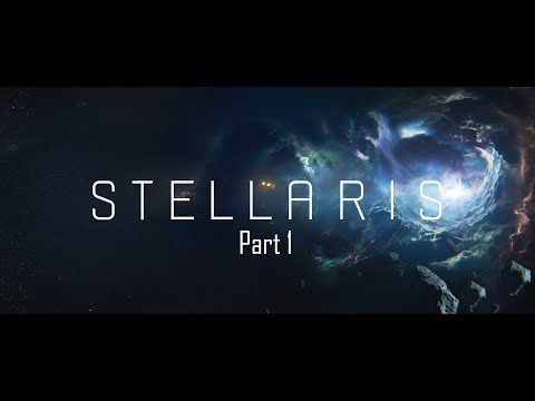Faize Plays: Stellaris Part 1 - I'm Getting Crowded!