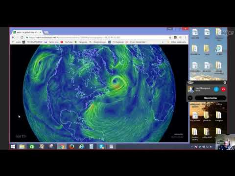 Phil Francis - How does electricity affect the weather?