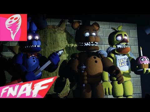 🎵[FNAF SFM] Five Nights at Freddy`s 3 SONG - They'll Find You (by Griffinilla)