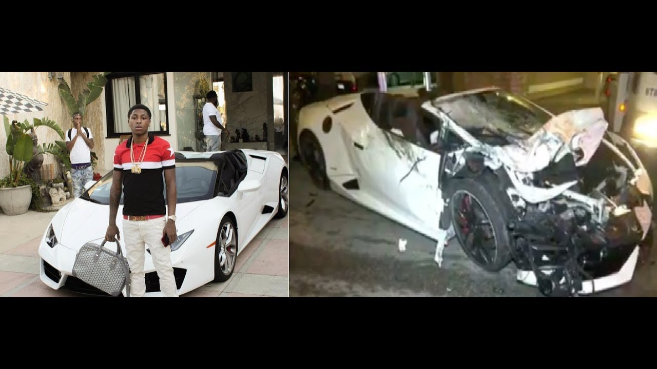 Nba Youngboy Sued For 350 000 After He Crashes A Rented
