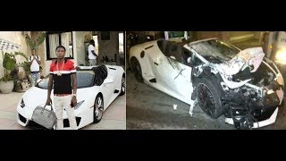 NBA Youngboy sued for $350,000 after he crashes a rented Lamborghini in Los Angeles.