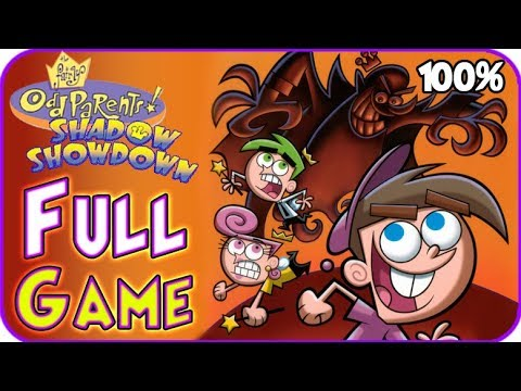 The Fairly OddParents! Shadow Showdown FULL GAME 100% Longplay (PS2, Gamecube)