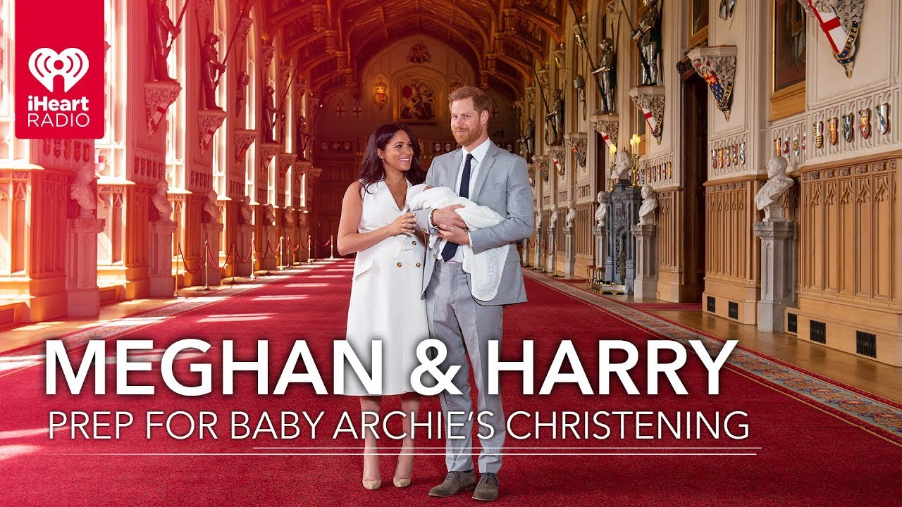 Meghan Markle And Prince Harry Prepare For Archies Christening Fast Facts