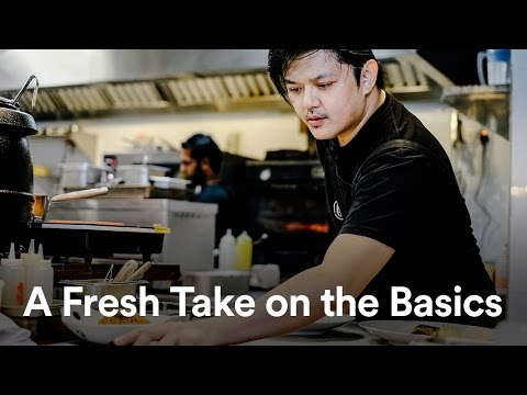 A fresh take on the basics | Chai Chun Boon