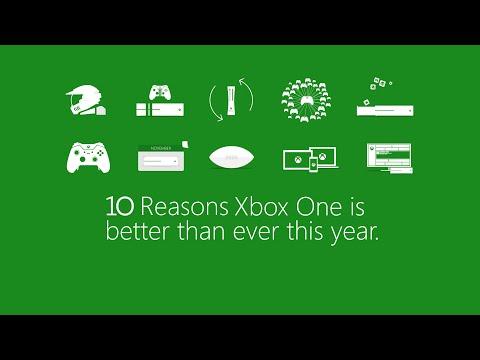 Компания Microsoft рассказала, почему стоит купить Xbox One в 2015 году