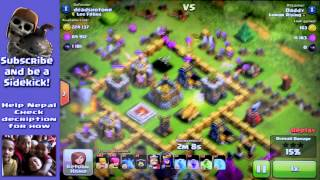 Clash Of Clans | Sidekick Sunday with Dragons and Le Mans 2015 chat