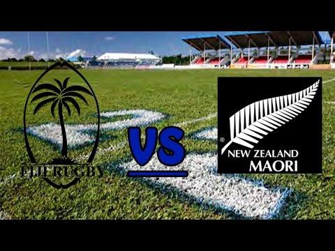Rugby Challenge 2 - Fiji vs New Zealand Maori All Blacks