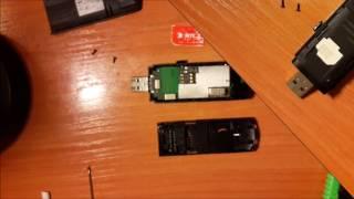 #16 Как разобрать LTE USB модем МТС модель 824FT фирмы HUAWEI