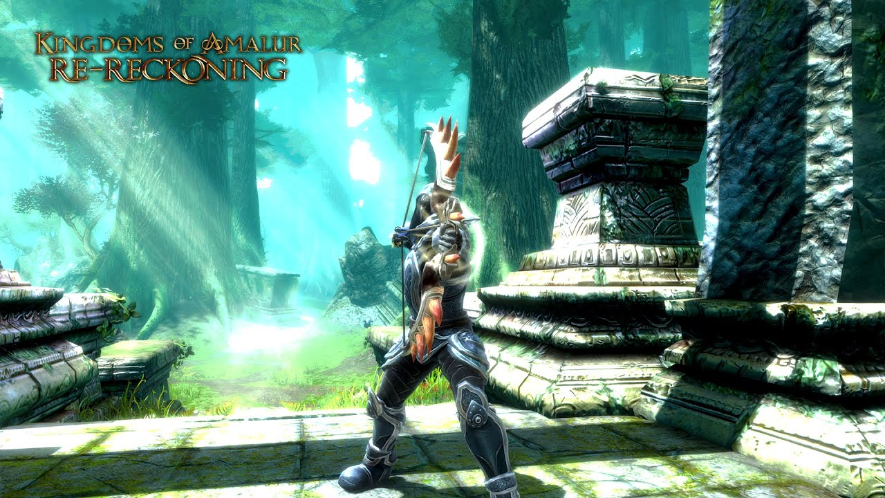 Kingdoms of Amalur: Re-Reckoning - Choose Your Destiny: Finesse Trailer