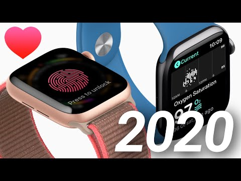 Exclusive Apple Watch Leaks! Touch ID, Oxygen Saturation & More!