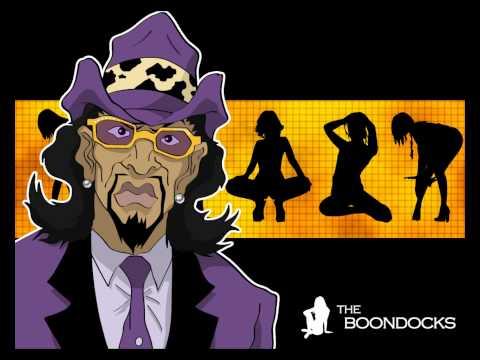 The Boondocks Theme Instrumental (no mac sounds).avi