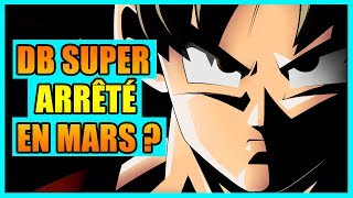 DRAGON BALL SUPER S'ARRÊTE EN MARS - DBREACT #18