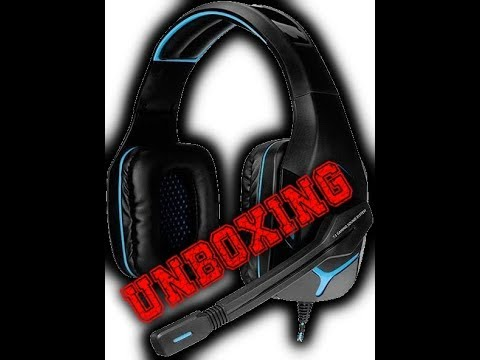 fce1c7387 TRACER Sector 7.1 HEADSET UNBOXING - YouTube