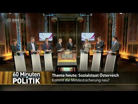 60 Minuten.Politik - Sozialstaat Österreich - 18.2.2016