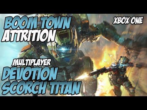 Titanfall 2 MP (XB1) | Boom Town \ Attrition / 25 Kills Patch Talk