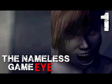 The Nameless Game: Eye - HAUNTED DS GAME, Manly Let's Play Pt.1
