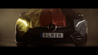 CASHMO ►ALMAN◄ prod Hoodfellaz (Official Video)