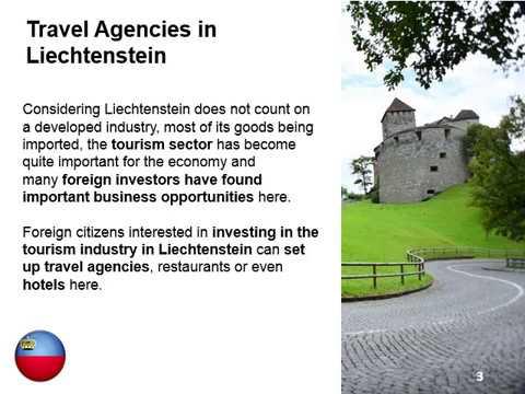 Open a Travel Agency in Liechtenstein