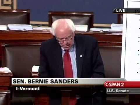 Bernie Sanders: Immigration Reform and Labor Rights (5/24/2007)