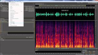 Adobe Audition - Editing clips on a single track
