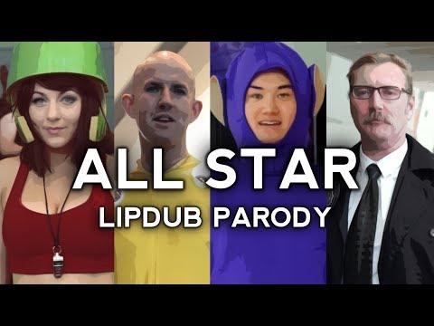 All Star but it's a Cosplay Lipdub - Supanova Perth 2017