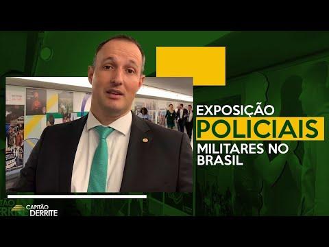 Exposição Polícias Militares do Brasil