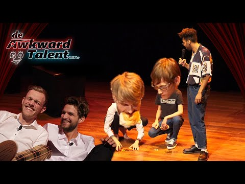AUDITIE #1  - De Awkward Talentenshow 2019 | Pascal
