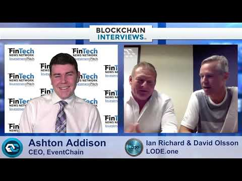 Blockchain Interviews - Ian and David from LODE.one, Silver backed Cryptocurrency