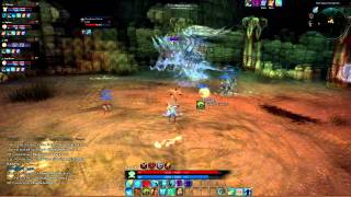 TERA CBT 1 - Bastion Final Boss - Mystic