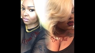 Glam Divaz Hair Russian Blonde   Chopped & Screwed   Whats On My Nails Mp3