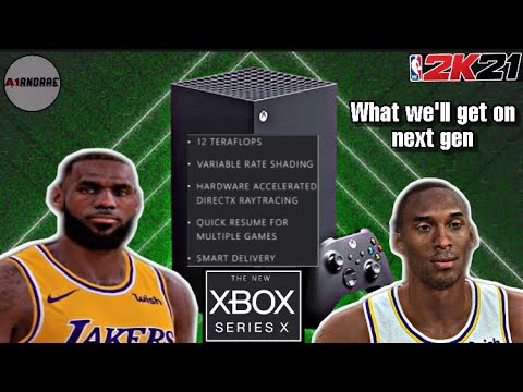 What The Xbox Series X Brings To Nba 2k21 Youtube