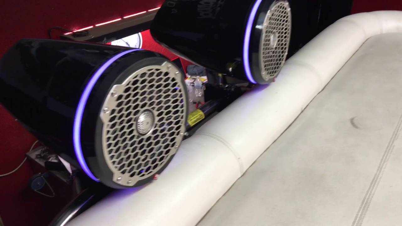 Rockford Fosgate PM282 Tower Speakers